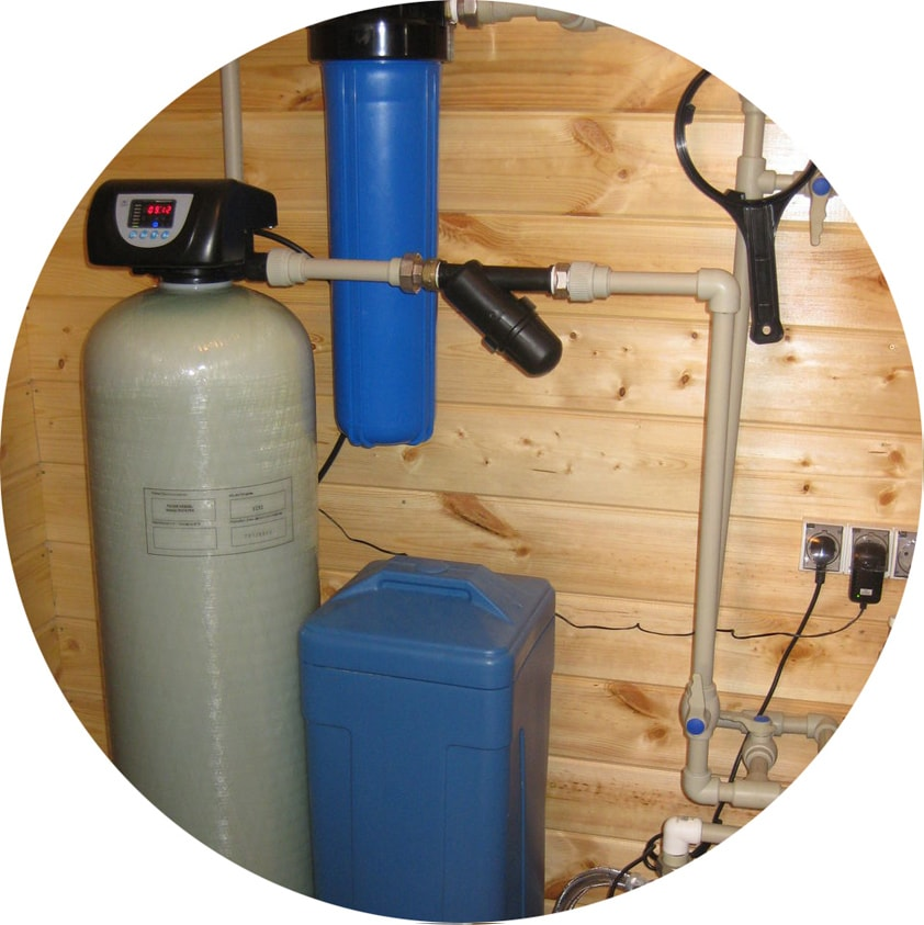 Водоочистка и водоснабжение